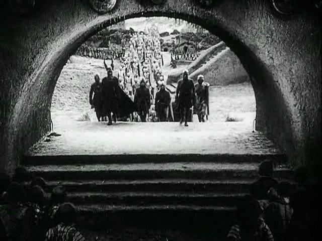 Galerie Les Nibelungen : La Vengeance de Kriemhild 1