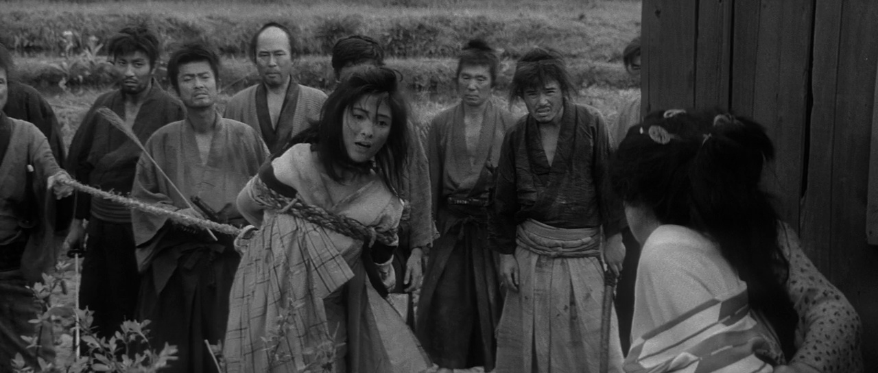 Galerie Trois samouraïs hors-la-loi 8