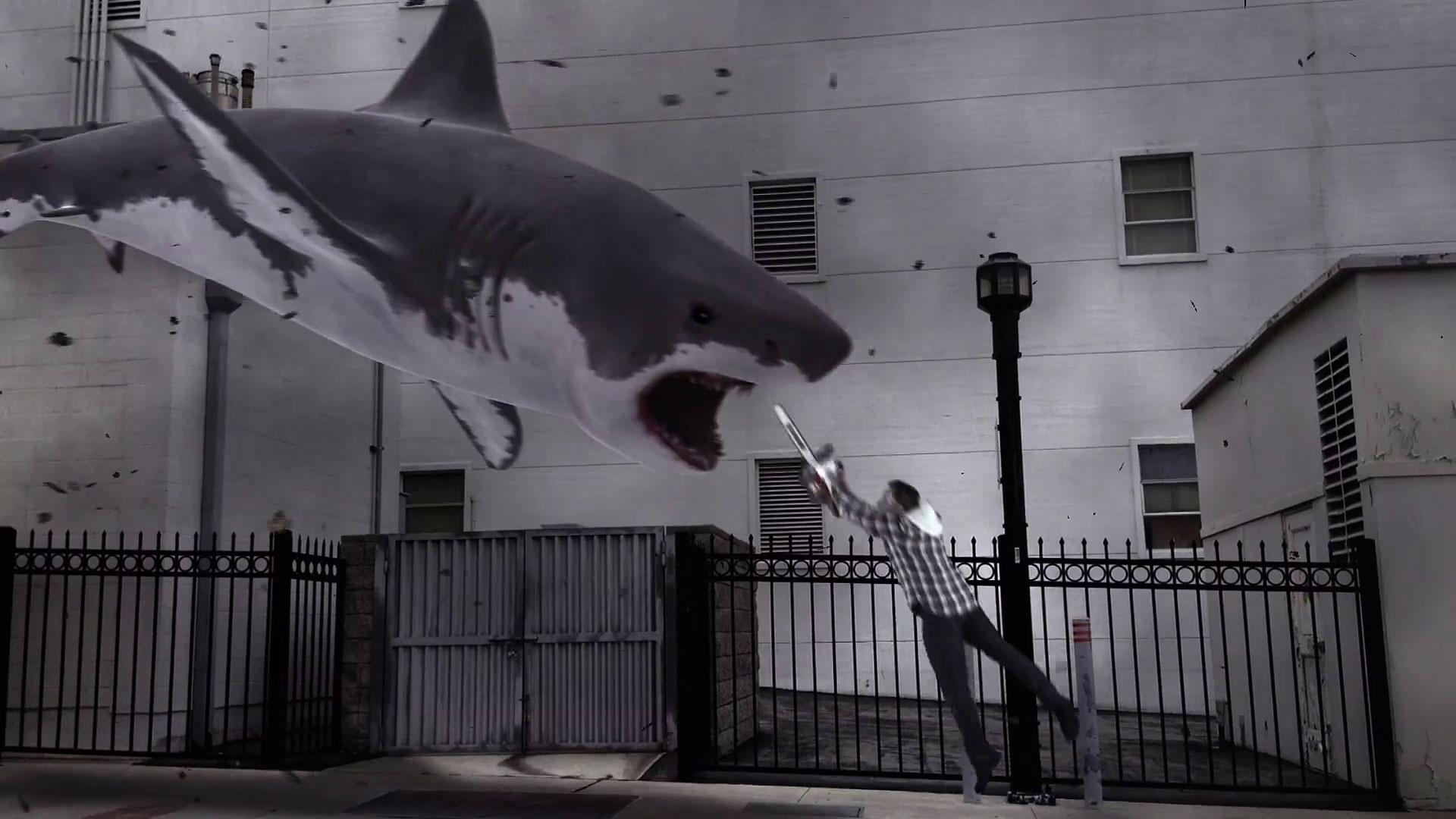 Galerie Sharknado 8