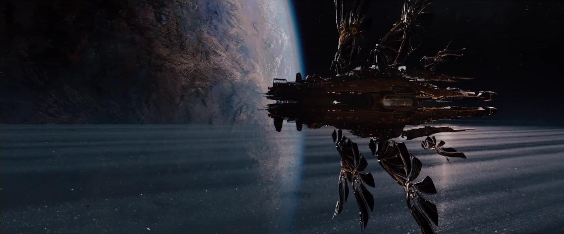 Galerie Jupiter : Le destin de l'Univers 1