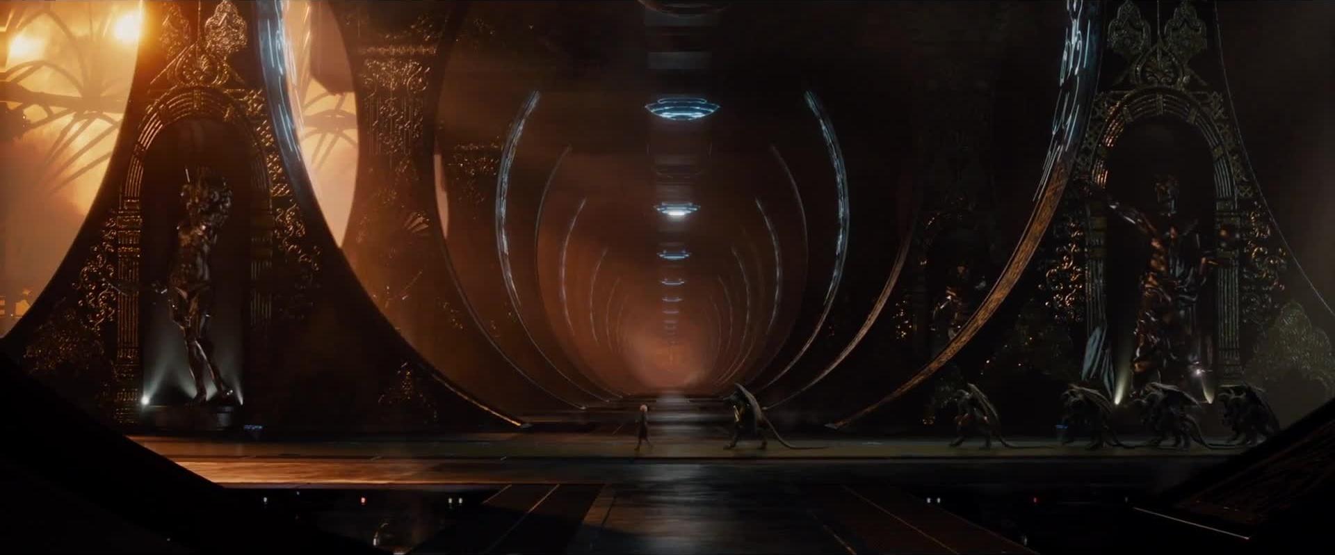 Galerie Jupiter : Le destin de l'Univers 4