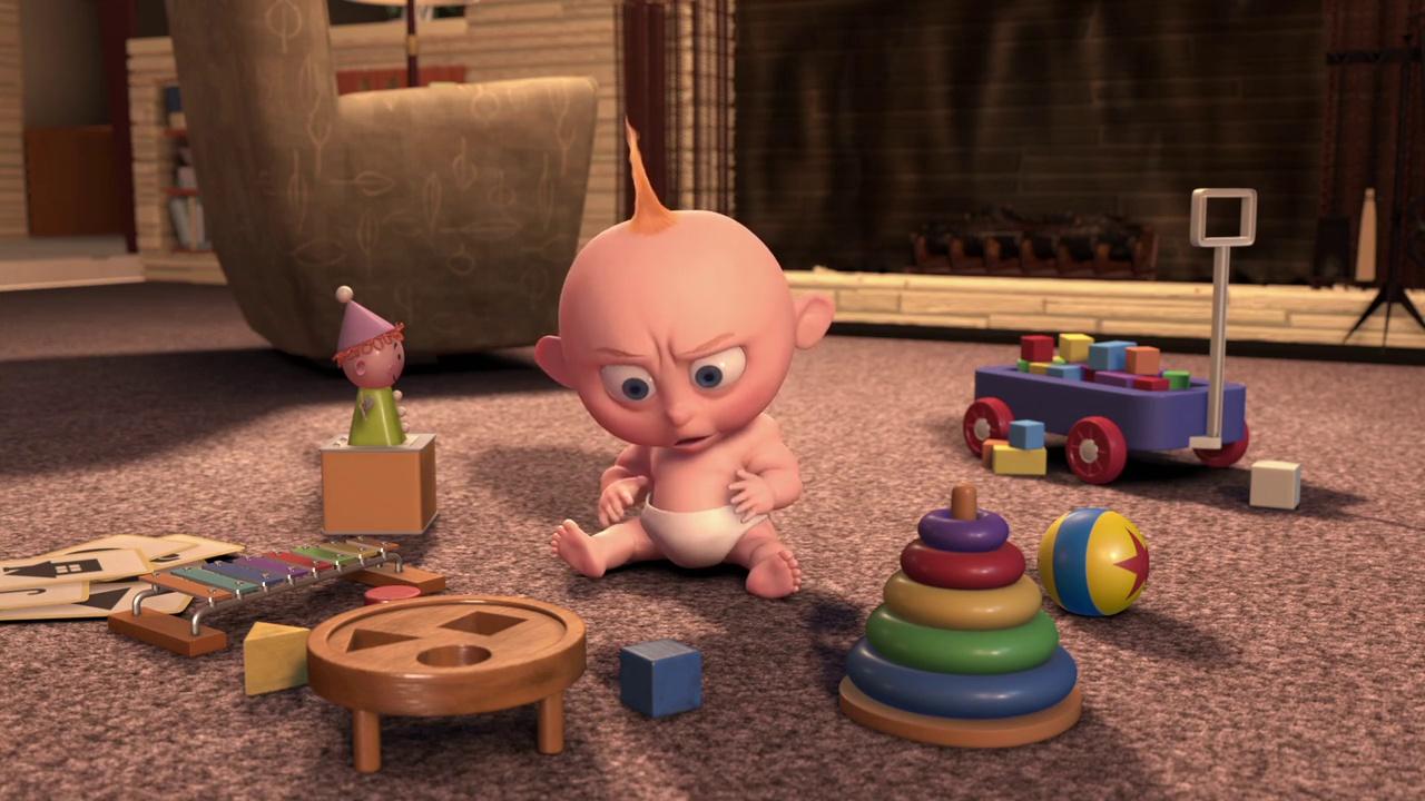 Galerie Baby-Sitting Jack-Jack 6
