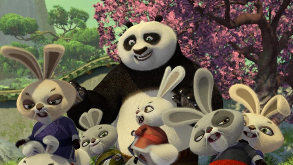 Galerie Kung Fu Panda : les secrets des 5 cyclones