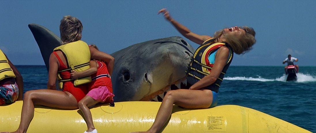 Galerie Les dents de la mer 4: La Revanche 7