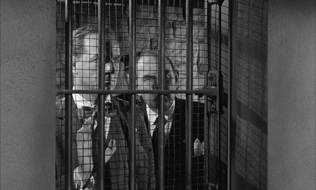 Galerie Le Prisonnier d'Alcatraz 2