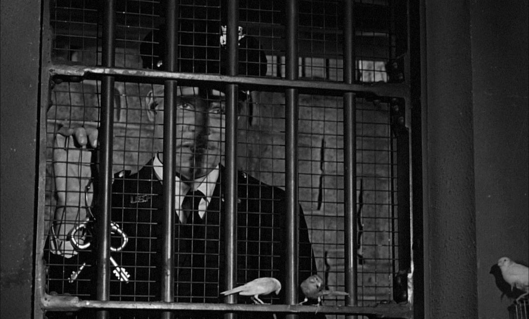Galerie Le Prisonnier d'Alcatraz 7