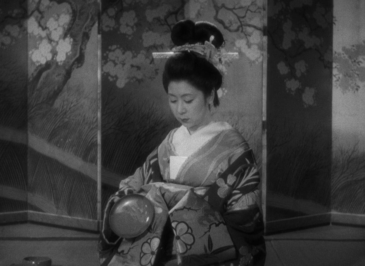 Galerie La Vie d'Oharu, femme galante 3