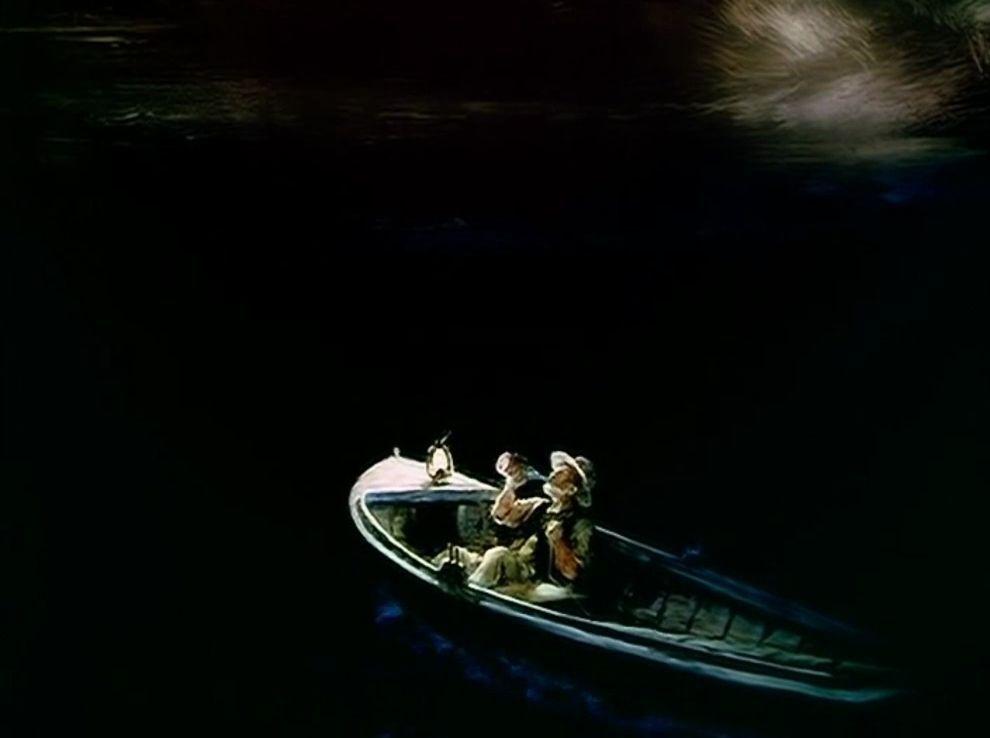 Galerie Le vieil homme et la mer 3