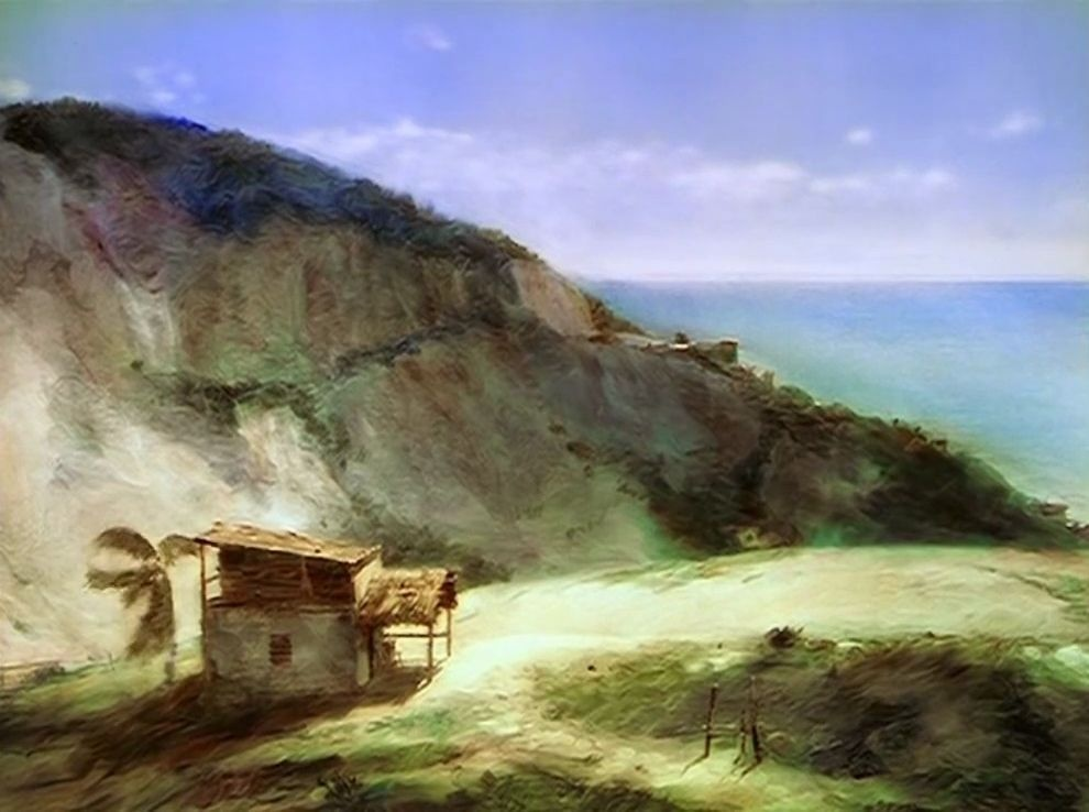 Galerie Le vieil homme et la mer 9