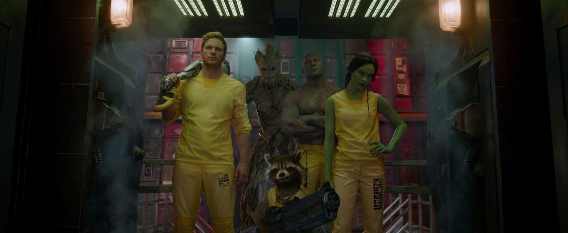 Galerie Les Gardiens de la Galaxie 7