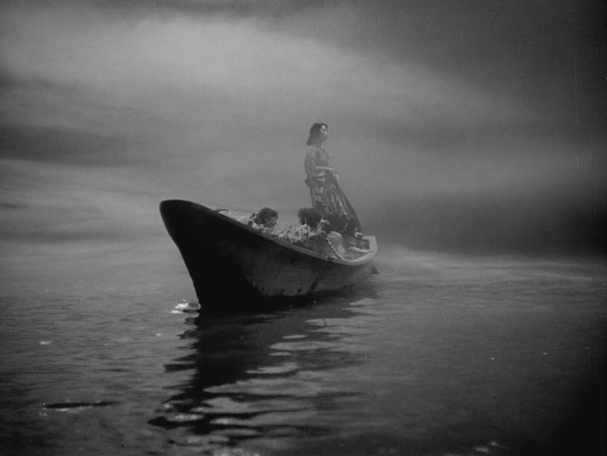 Galerie Les Contes de la lune vague après la pluie 1