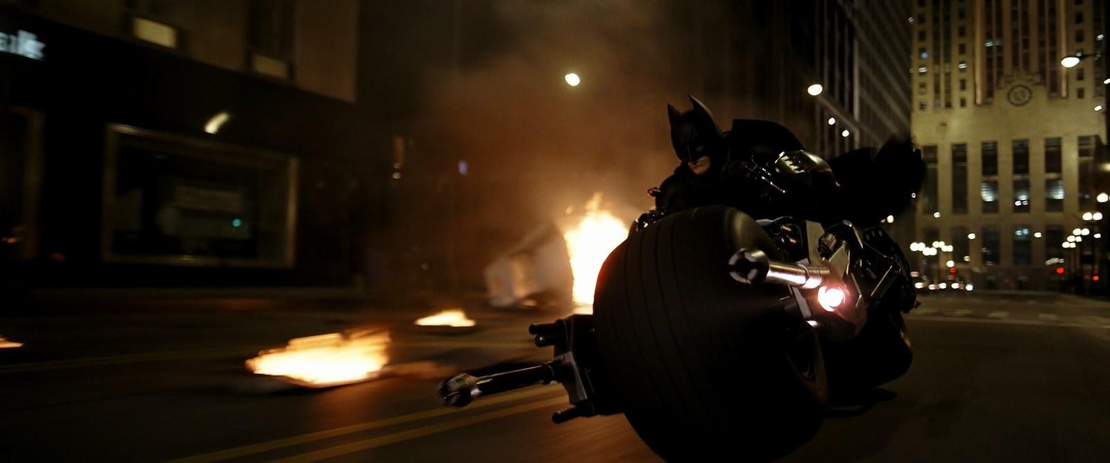 Galerie The Dark Knight : Le Chevalier noir 4