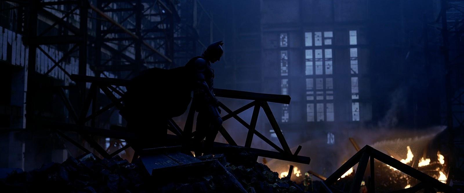 Galerie The Dark Knight : Le Chevalier noir 3