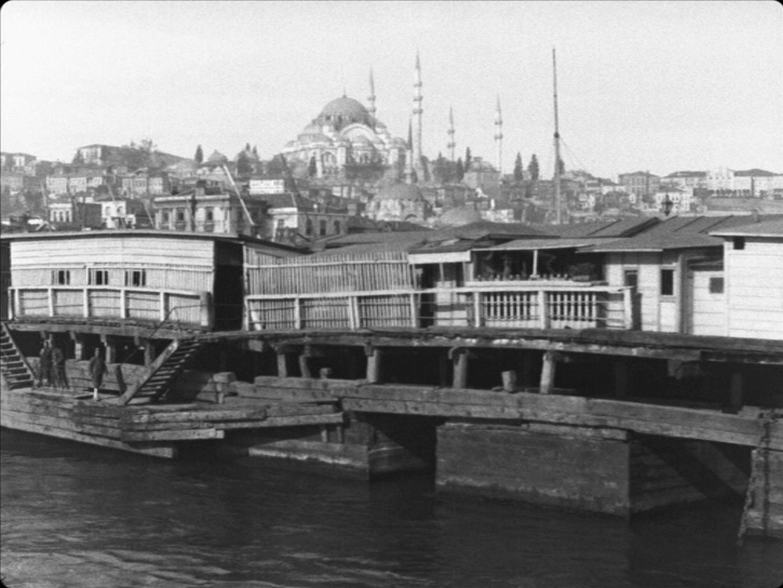 Galerie Constantinople, panorama de la corne d'or
