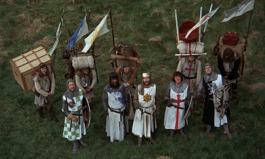 Galerie Monty Python : Sacré Graal ! 2